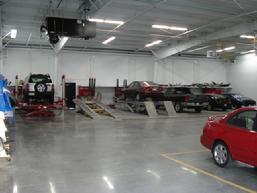 Trinity Car Restoration - Services